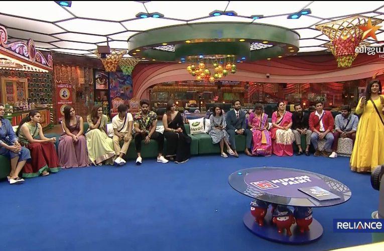 BIGG BOSS TAMIL Season 4, EPISODE 49 HIGHLIGHTS: Suchitra Eviction!